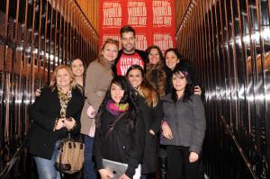 MAC VIVA GLAM Spokesperson, Ricky Martin, Kicks Off World AIDS Day