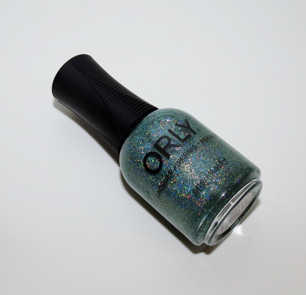 Orly SPARKLING GARBAGE Nail Polish Swatches & Review