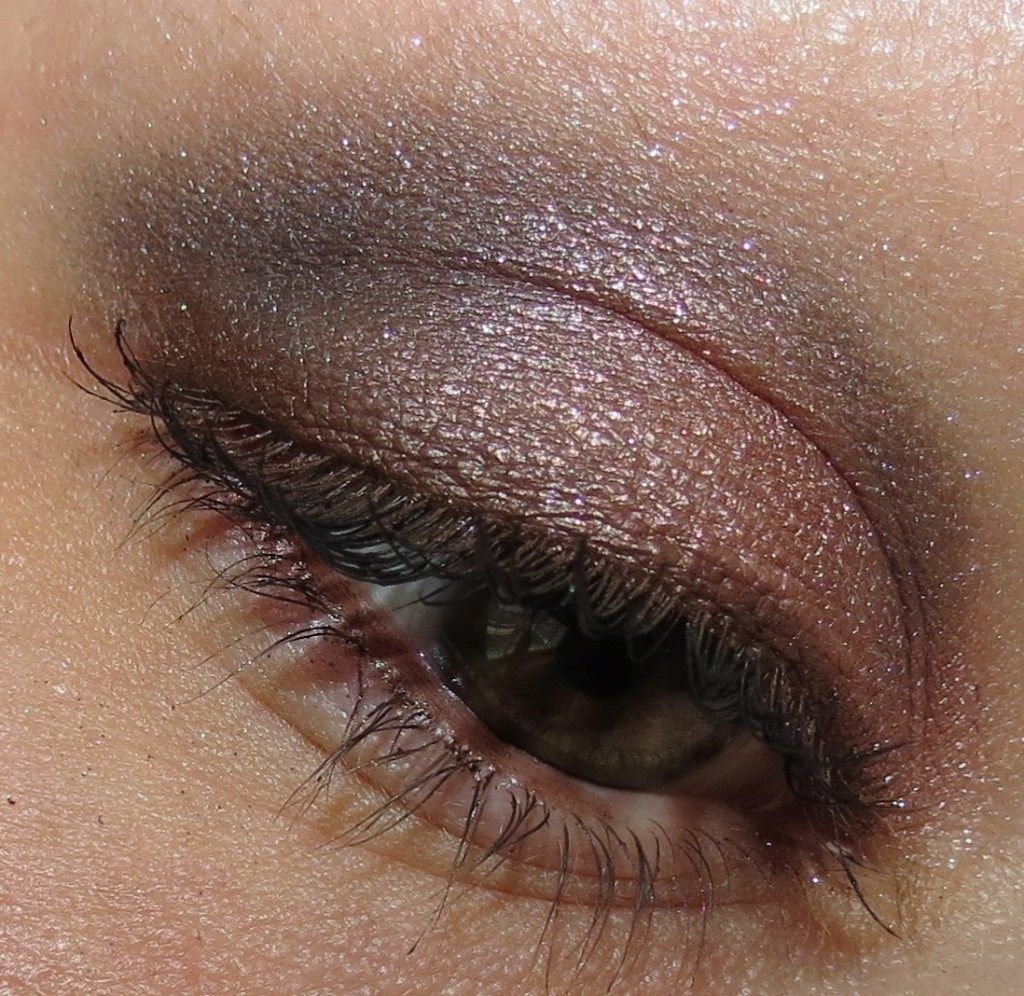 Etude House PK001 HEART FLUTTERING PINK Dear My Blooming Eyes Palette Swatches, Review & EOTD