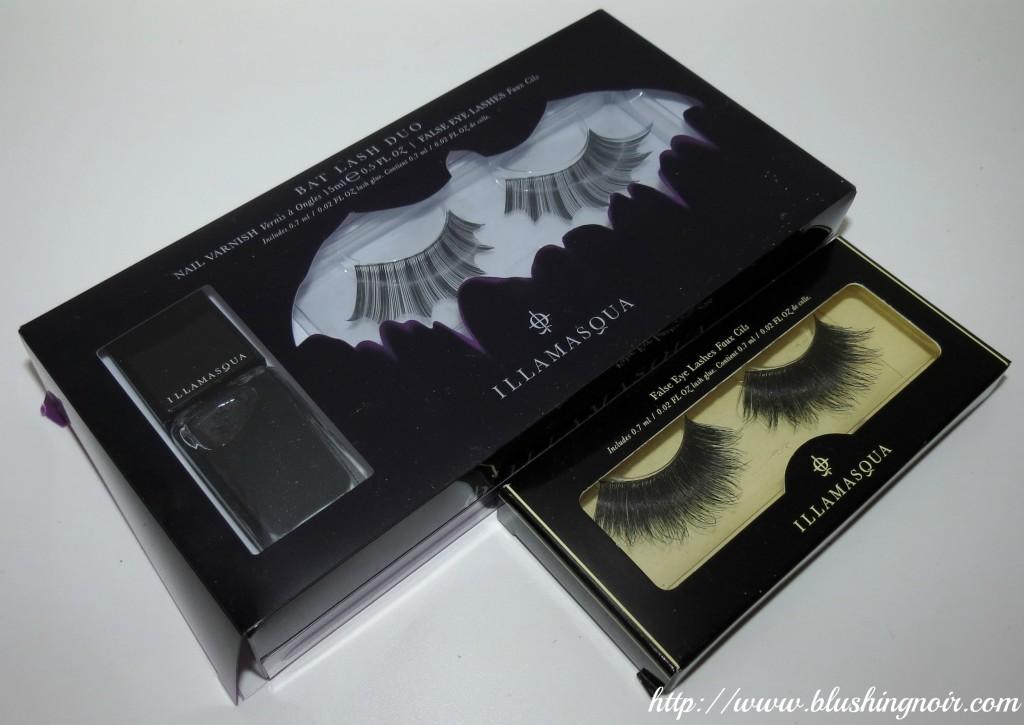 Illamasqua Bat Lash Duo