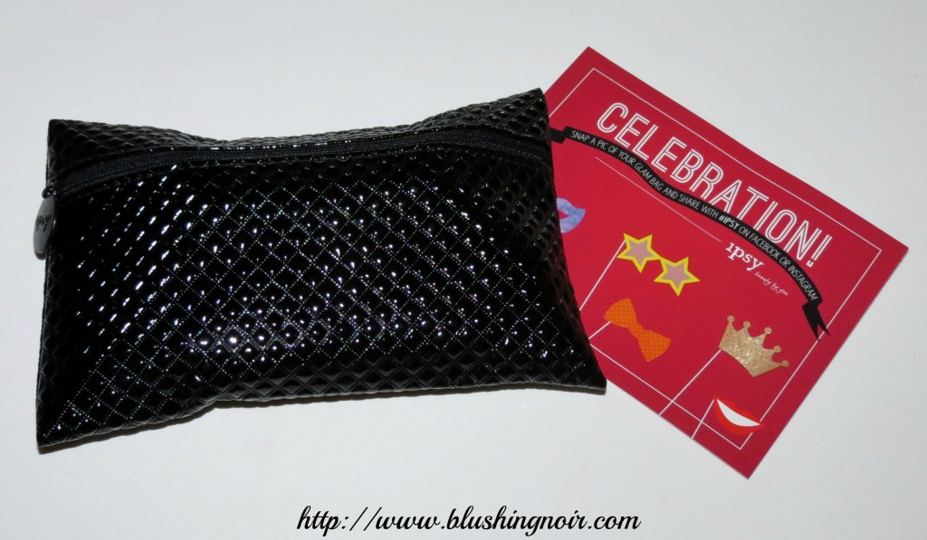 December 2013 ipsy Glam Bag Review & Swatches