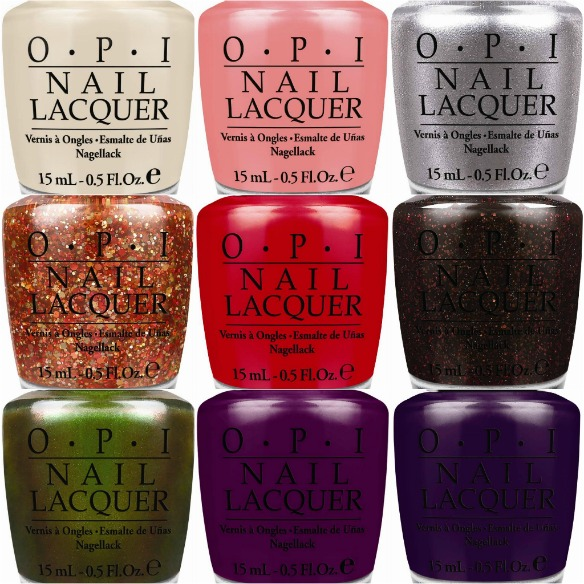 Introducing Coca-Cola by OPI – Official Product Information & Photos