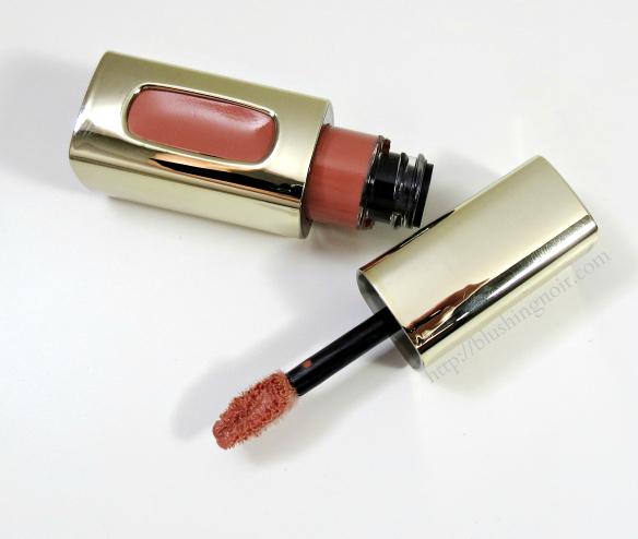 Loreal Nude Ballet Colour Riche Extraordinaire Liquid Lipstick wand