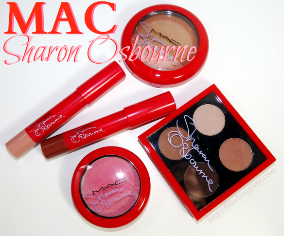 MAC Sharon Osbourne Collection Review