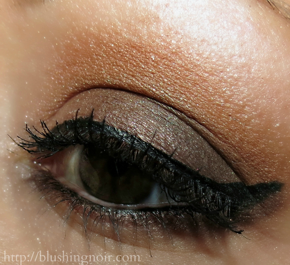 MAC Sharon Osbourne Eye Look