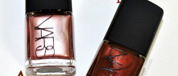 NARS Nail Polish Review