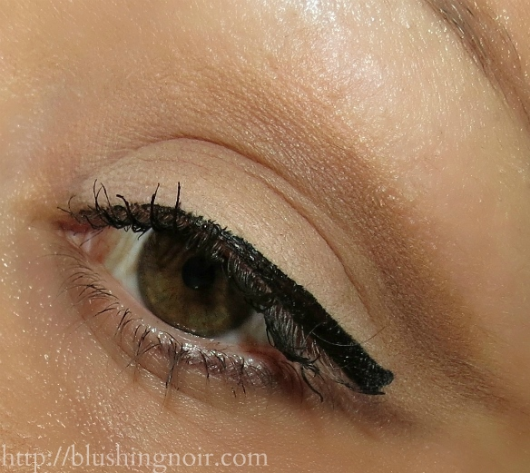 OITNB Red Makeup Eye Tutorial