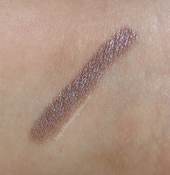 Sumita Beauty Champagne Eye Shadow Pencil Swatches