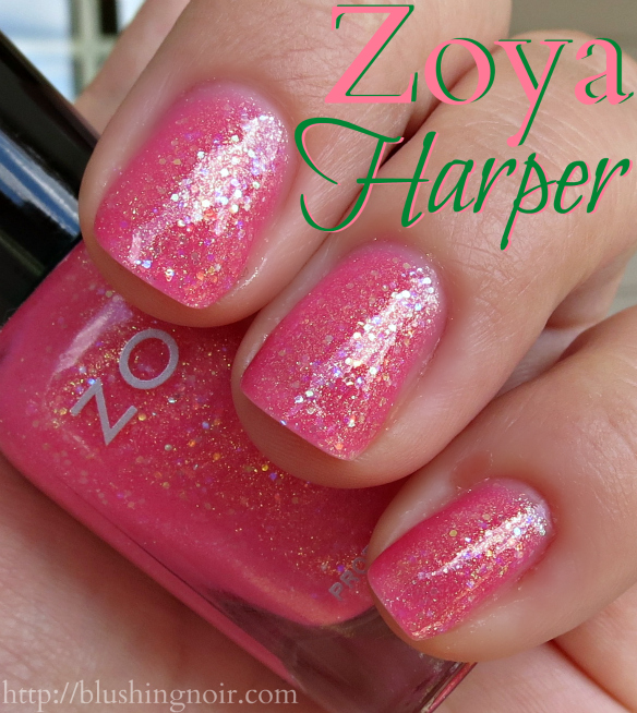 Zoya Harper Nail Polish Swatches