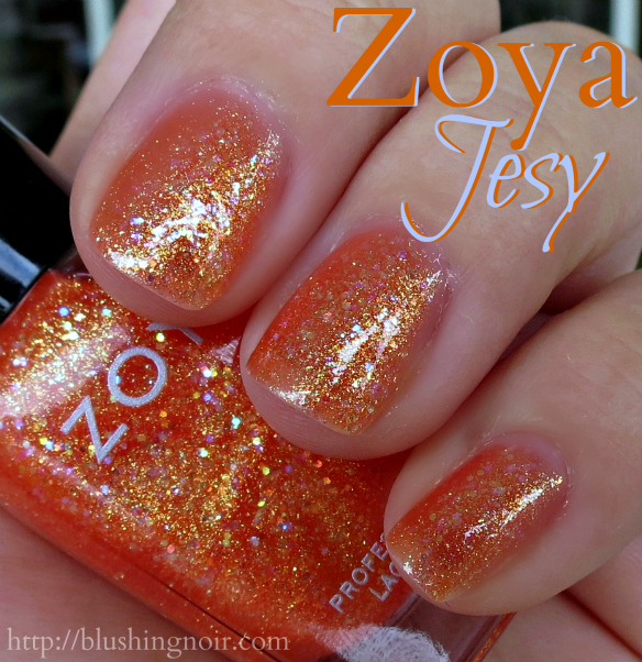 Zoya Jesy Nail Polish Swatches