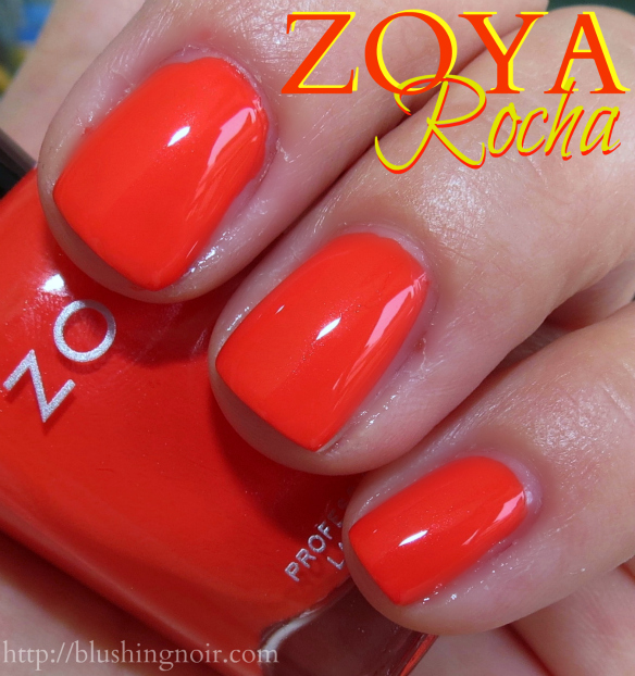 Zoya Rocha Nail Polish Swatches