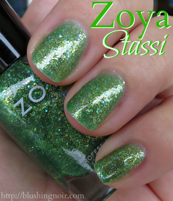 Zoya Stassi Nail Polish Swatches