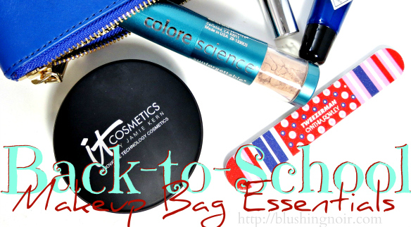 Back-to-School Makeup Bag Essentials featured