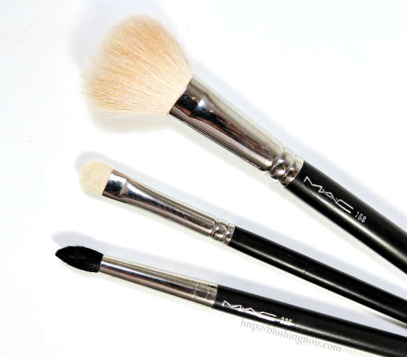 MAC Brush Review