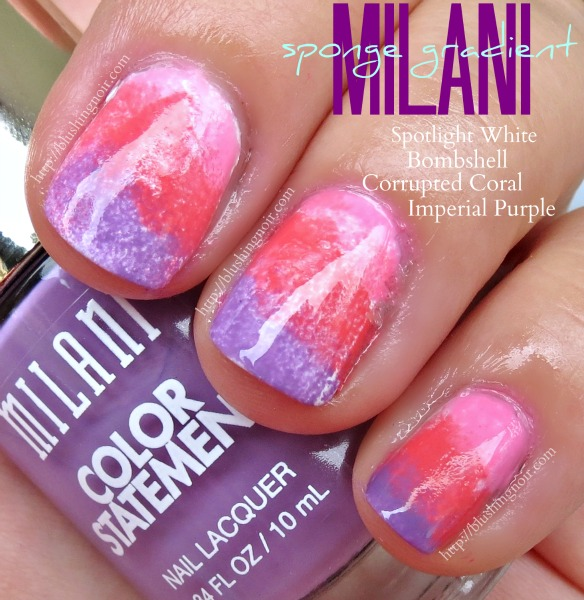 Milani Color Statement Nail Polish Nail Art