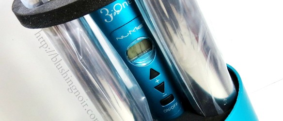 NuMe Titan 3 Curling Wand Review