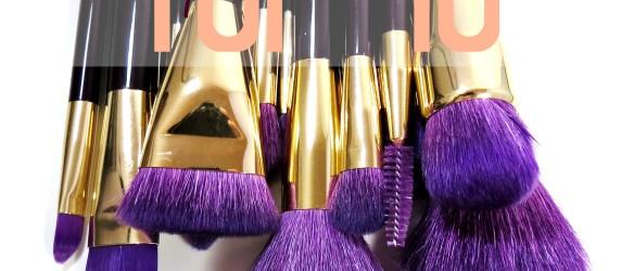 Top 10 Makeup Brush Brands