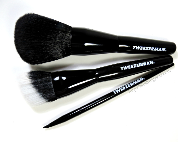 Tweezerman Brush Review