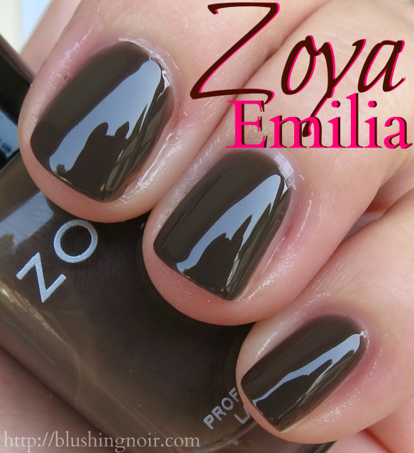 Zoya Emilia Nail Polish Swatches