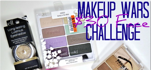 makeup wars $30 face