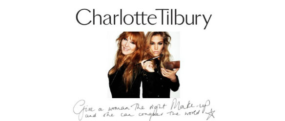 Charlotte Tilbury available TOMORROW in the US!