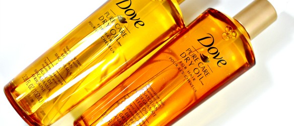 Dove Pure Care Dry Oil Review