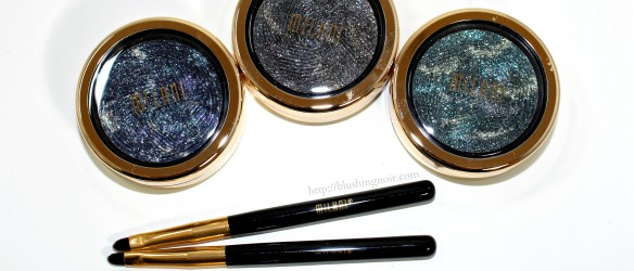 Milani Constellation Gel Eye Liner Review Swatches