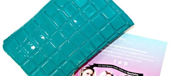 October 2014 ipsy glam bag
