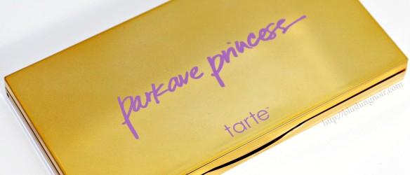 Tarte Park Ave Princess Contour Palette front