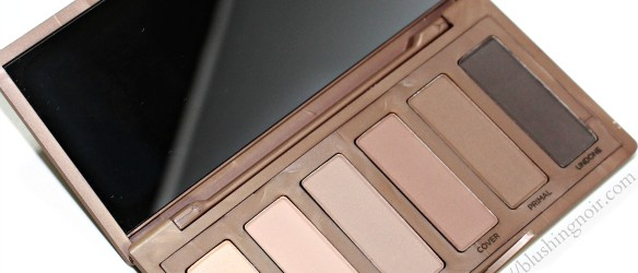 Urban Decay Naked Basics 2 Palette Swatches Review