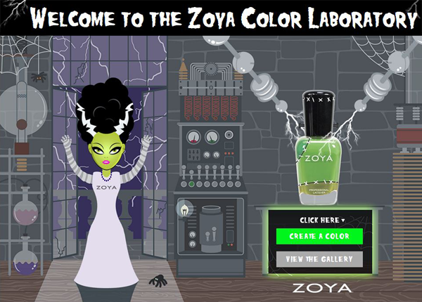 Enter The Zoya Color Laboratory! Vote for Your Faves!