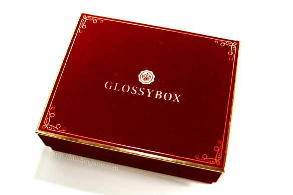 Holiday 2014 Glossybox