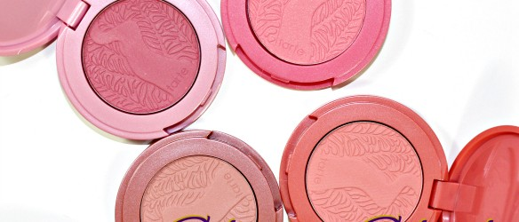 Tarte Chic to Cheek Deluxe Amazonian Clay Blush Set Review