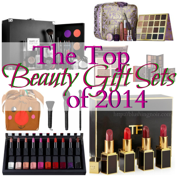 Top 10 Holiday Gift Sets for Beauty