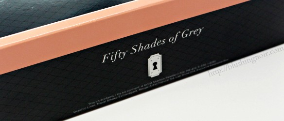 Fifty Shades of Grey Makeup Kit
