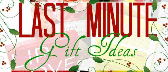 Last Minute Gift Sets Ideas