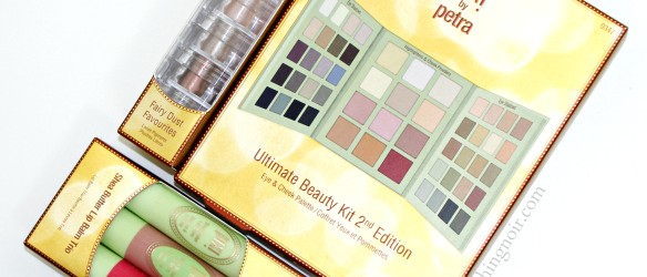 PIXI Holiday Beauty Swatches Review target
