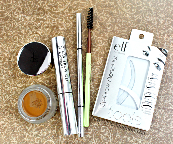Best Brow Products for thin brows