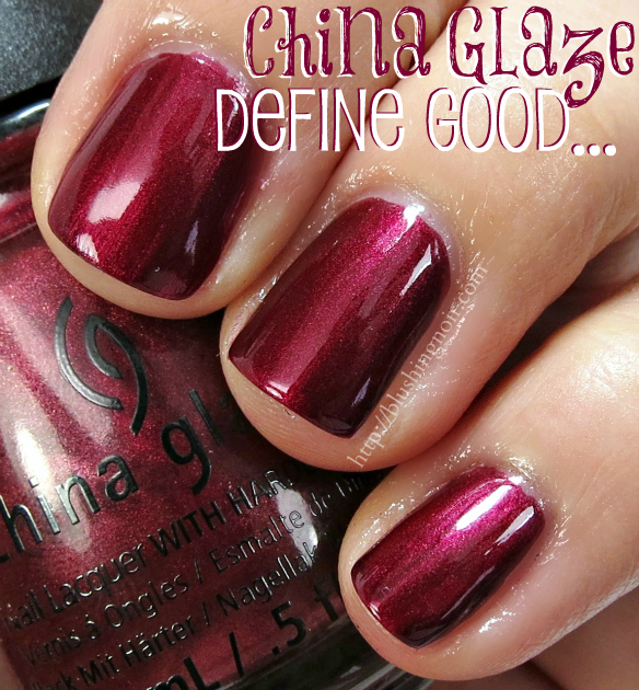 China Glaze Twinkle Nail Polish Collection Swatches + Review ...