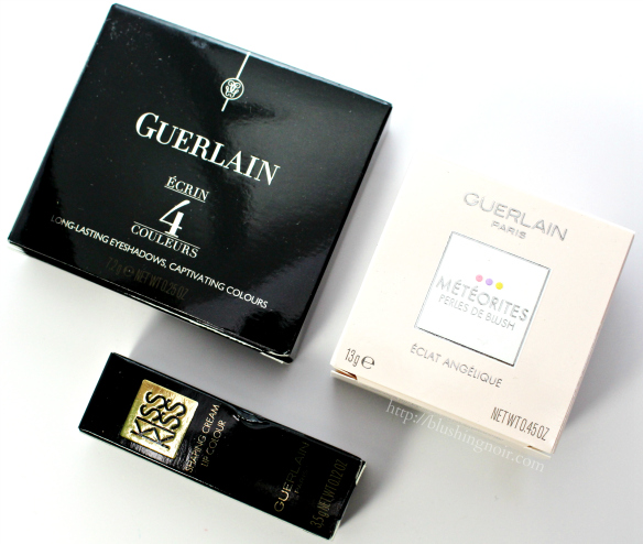 Guerlain Les Tendres Collection Swatches + Review // Spring 2015