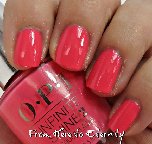OPI Infinite Shine From Here To Eternity (Week Long Wear), Free ...