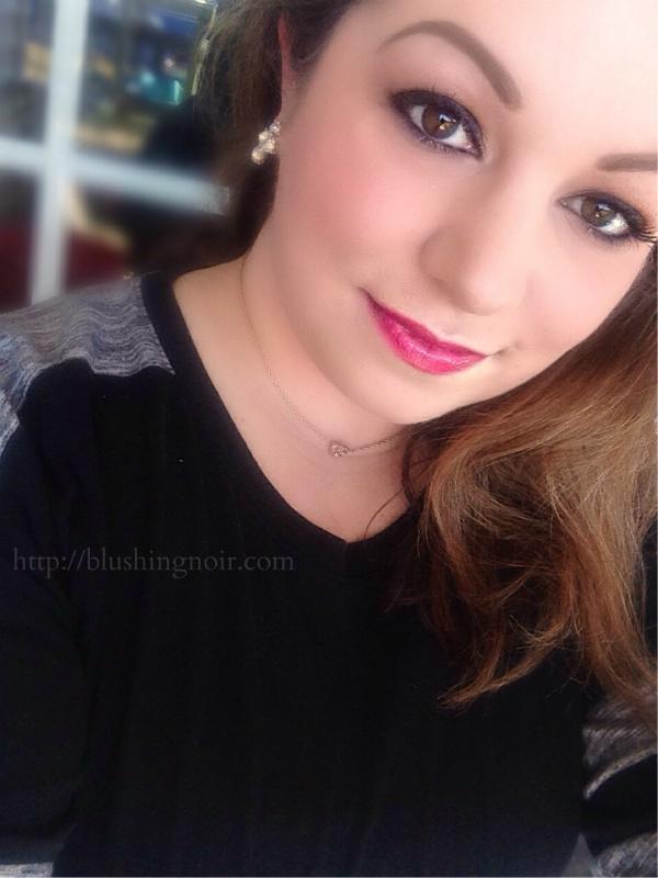 Brooke Pakulski Blushing Noir