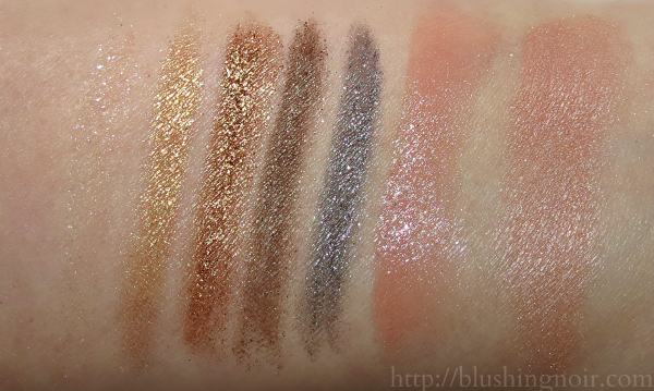 Veluxe Pearlfusion Shadow Palette by MAC #11