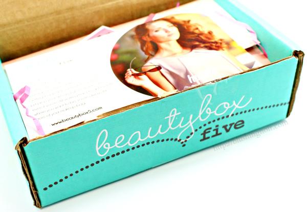 March 2015 Beauty Box 5