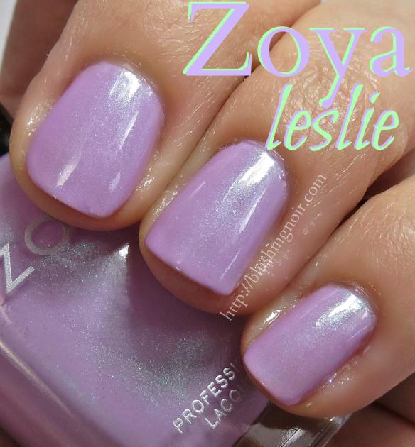 Zoya Leslie Nail Polish