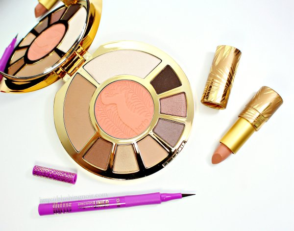 Tarte Poppy Picnic Collection Swatches, Review + FOTD