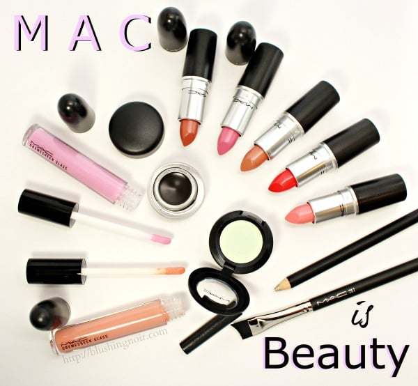 MAC is Beauty Swatches Review