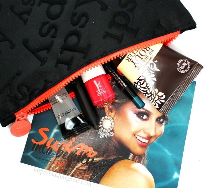 June 2015 ipsy glam bag review