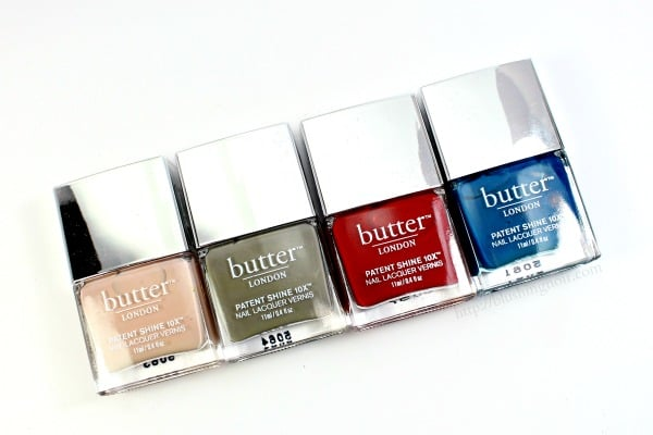 butter London Patent Shine 10x Nail Polish review