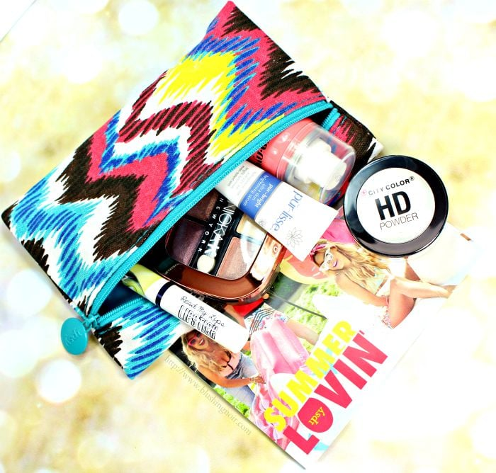 ipsy glam bag review july 2015